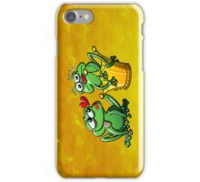 Princess is a Frog Now iPhone Case/Skin