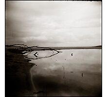 ( dark water ) Photographic Print