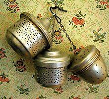 """ Three For Tea "" by waddleudo"