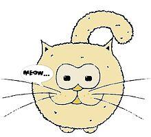 Kittie-cat by kksscc