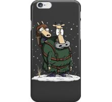 Bran's Modern Life iPhone Case/Skin