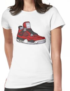 Shoes Toro (Kicks) Womens Fitted T-Shirt