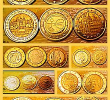 Coin Collection by ©The Creative  Minds