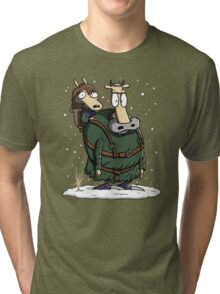 Bran's Modern Life Tri-blend T-Shirt