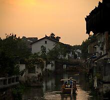 Venice of the East by Jinwei