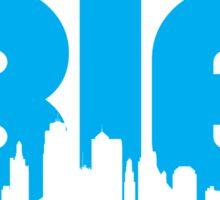 KC Royals: 816 Sticker