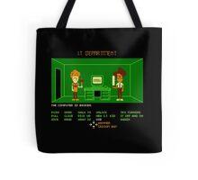 Maniac IT Department Tote Bag