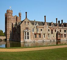 Oxborough Hall by Nicholas Jermy