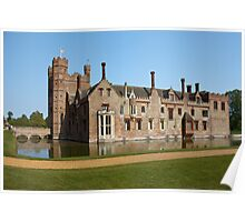 Oxborough Hall Poster