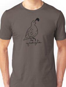 quaglia Unisex T-Shirt