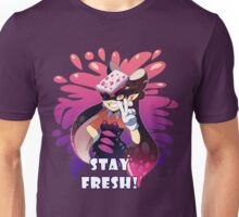 Splatoon: STAY FRESH Callie Unisex T-Shirt