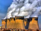 Carbon Footprint - HDR by Colin  Williams Photography