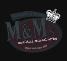 M&M's consulting criminal office by allnightlong