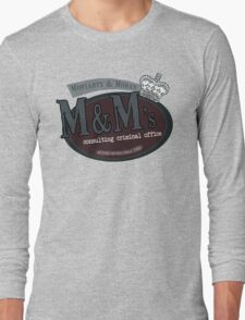 M&M's consulting criminal office Long Sleeve T-Shirt