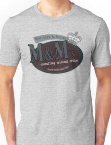 M&M's consulting criminal office Unisex T-Shirt