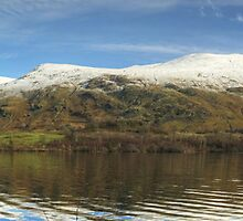 Thirlmere - Views To The East by Jamie  Green