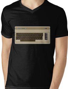 Commodore 64 Mens V-Neck T-Shirt