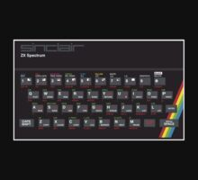 Sinclair ZX Spectrum 48k by thekremlin