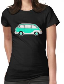 600 MULTIPLA ITALY Womens Fitted T-Shirt