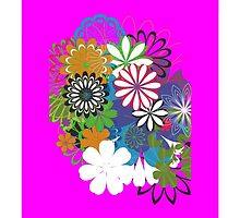 Flower  fantasy by Obreja Iulian Andrei