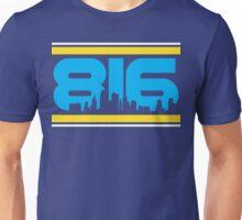 KC Royals: 816 Unisex T-Shirt