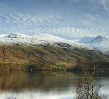 Thirlmere - Views To The South by Jamie  Green