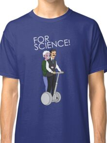 Joyride For Science Classic T-Shirt