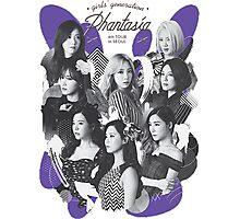 Girls' Generation (SNSD) 'PHANTASIA' Concert - White Photographic Print