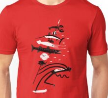 Fish Kabob Unisex T-Shirt