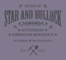 Office of Star and Bullock, Deadwood Kids Clothes
