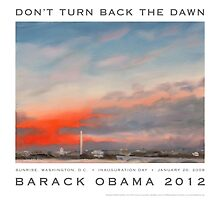 Don't Turn Back the Dawn by William Van Doren