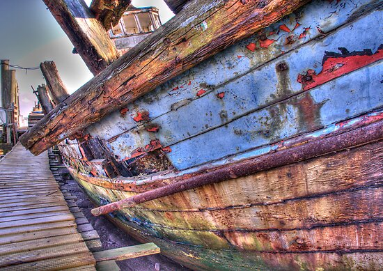 Goodhope overcooked HDR  by Darren Kitchen