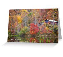 Fabulous October #2 Greeting Card