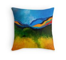 JOURNEY II Throw Pillow