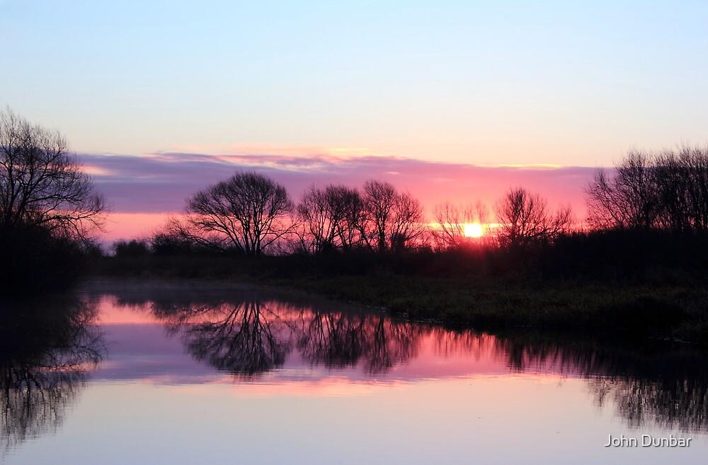 A Moment of Sunrise by John Dunbar