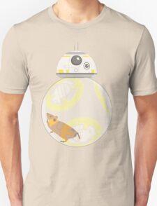 Hamster BBall Unisex T-Shirt