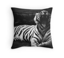 I'm hungry..where's the food? Throw Pillow