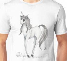 Tiptoe Unicorn Unisex T-Shirt