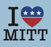 I Heart Mitt Kids Clothes