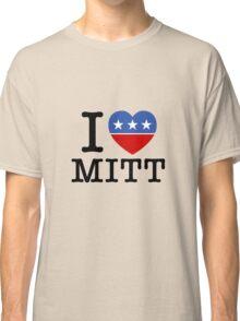 I Heart Mitt Classic T-Shirt