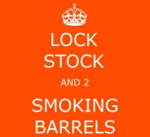 Lock stock by Daaxx