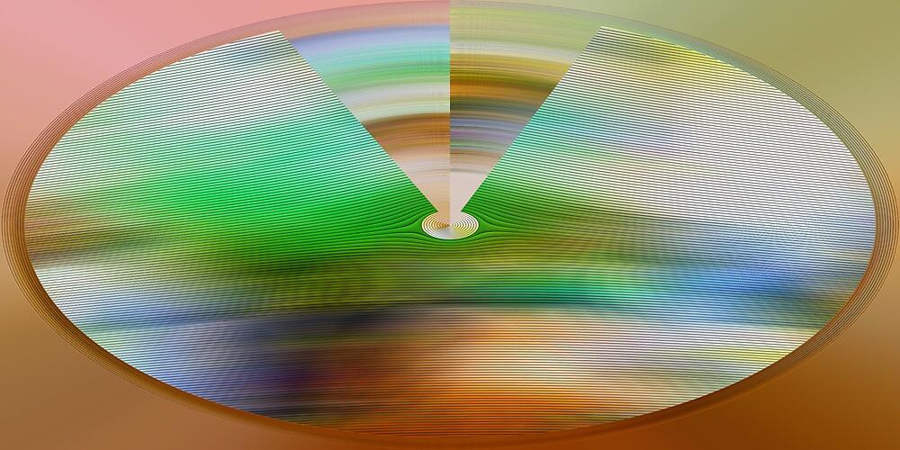 Wheel of fortune #2 by Benedikt Amrhein