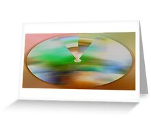 Wheel of fortune #2 Greeting Card