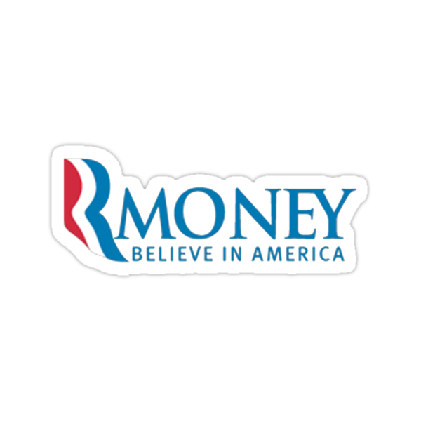 Mitt Rmoney by 72ndRedPenguin