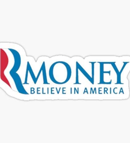 Mitt Rmoney Sticker