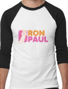 Ron Paul Liberty Men's Baseball ¾ T-Shirt