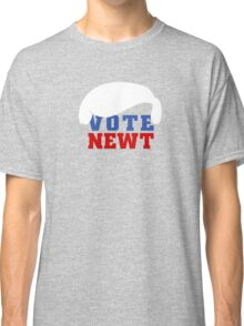 Vote Newt Gingrich 2012 Classic T-Shirt