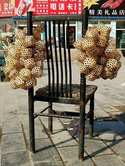 Beijing 2006 - Pets for sale (1) by Marjolein Katsma