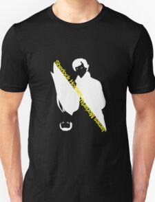Sherlock Holmes/James Moriarty Unisex T-Shirt