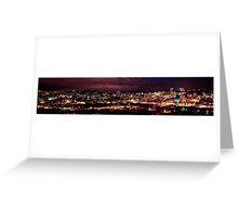 Sheffield, UK Greeting Card